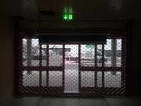 Rolovací vrata a mříže 2