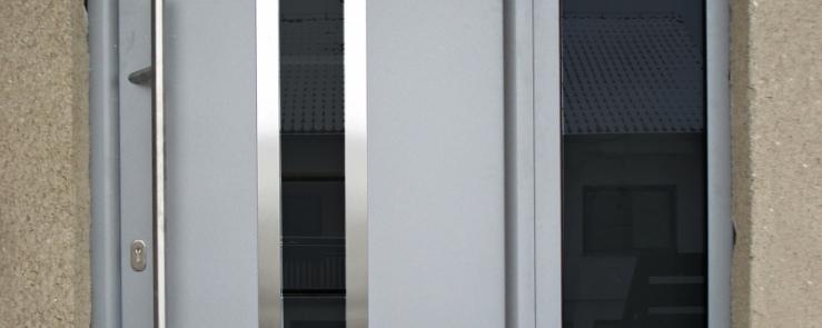 Vchodové a ocelové dveře – info