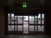 Rolovací vrata a mříže